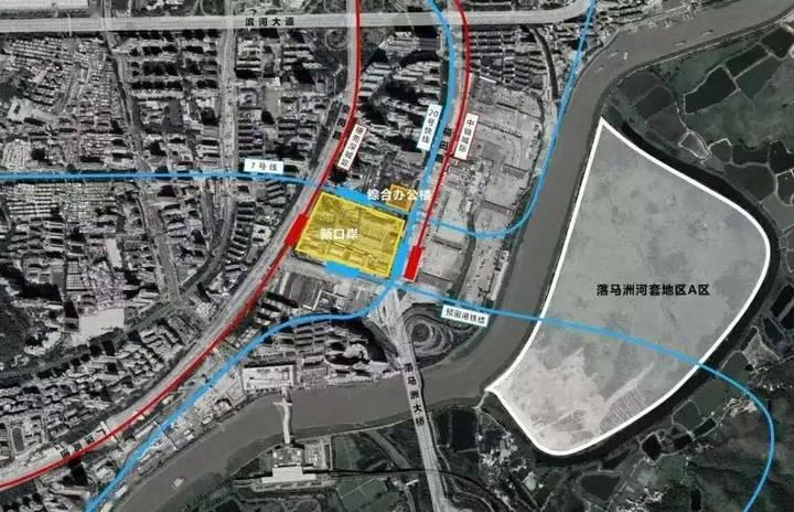 深圳新皇岗口岸要来了!加快联检大楼建设,建成引入2地铁、3城轨