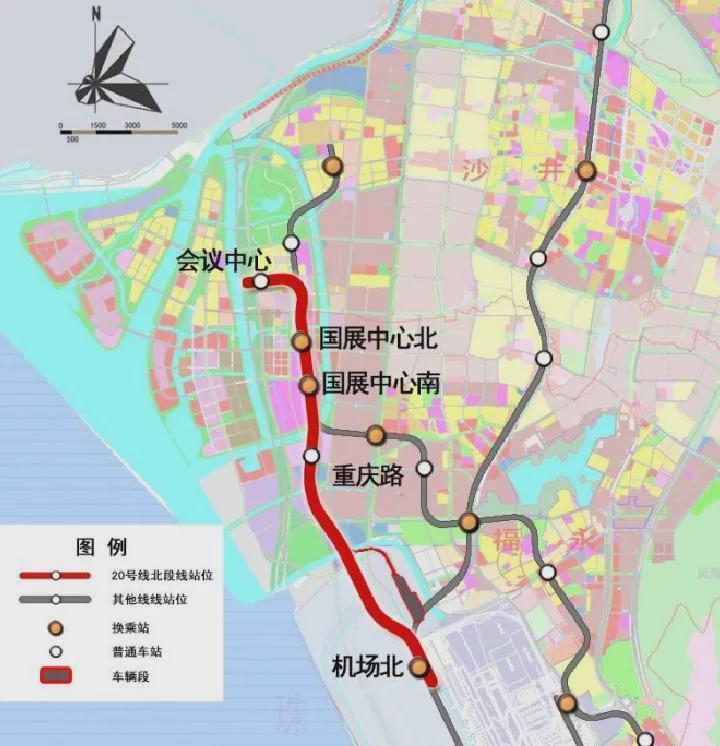深圳未来5年,这些地铁开通! 坪山、沙井、光明,仍然是热点?