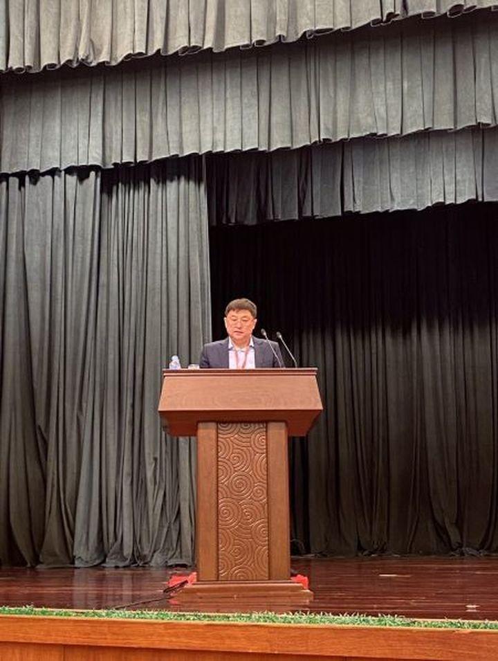 《汇龙房地产公司董事长单勇:加入光彩事业 增强发展企业信心》