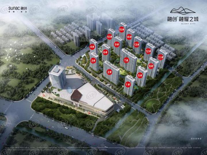 融创正式入围《2021浙江美好房企》美好价值榜单评选