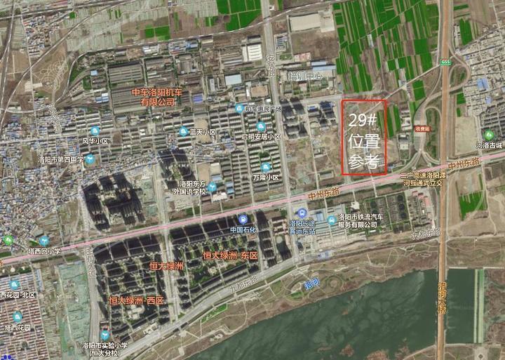 快讯:瀍河区183亩安置房用地再次延期