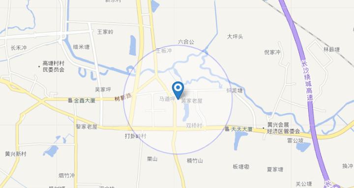 土拍快讯|长沙县公示4宗地块挂牌信息 松雅湖商业用地须自持40