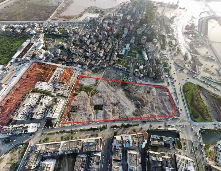 玉环市大麦屿中心区GCY011-0101b-2地块挂牌出让公告发布