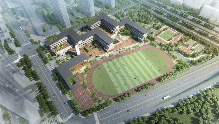 光谷第六初级中学即将动工建设