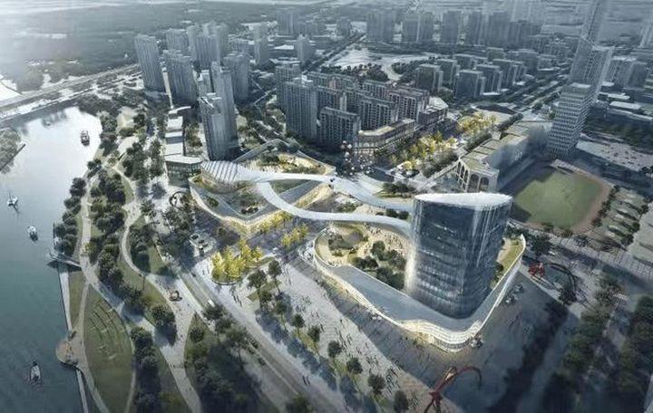 新发展新机遇!万科中俄产业园:掌对俄贸易要塞 建国际都市之园