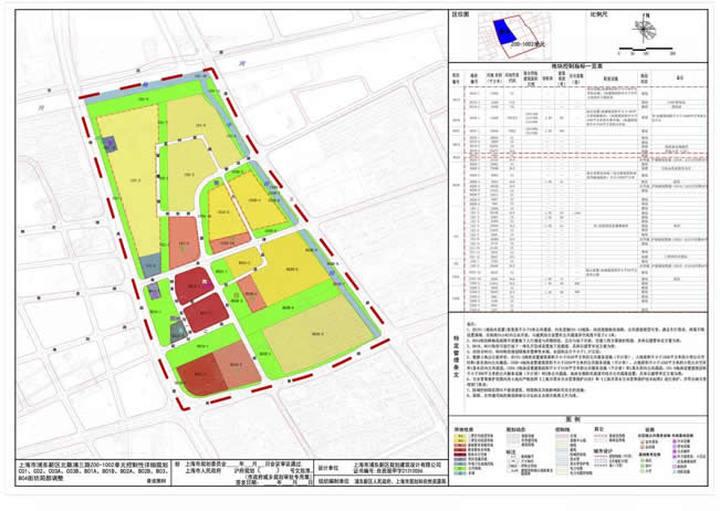 浦东北蔡板块局部规划调整 将新增城市支路