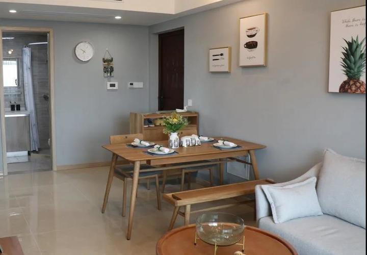 """明石公寓顺利竣工,1466套房源""""只租不售"""""""