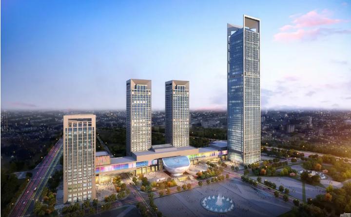 中弘广场又又又要被拍卖了!起拍价近22亿 曾规划建济南第一高楼