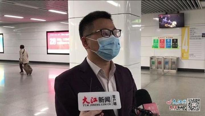 清明假期三日南昌地铁客流276万