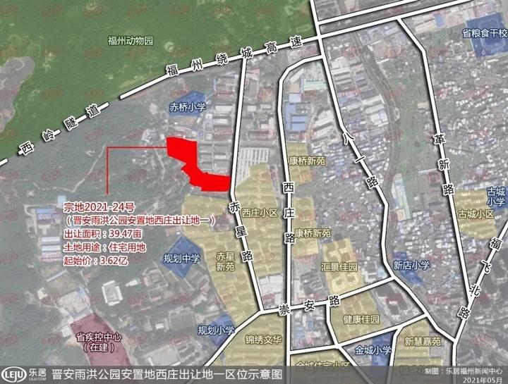 福州又一超级住宅区成型!区域销售指导价逼近3万/㎡!