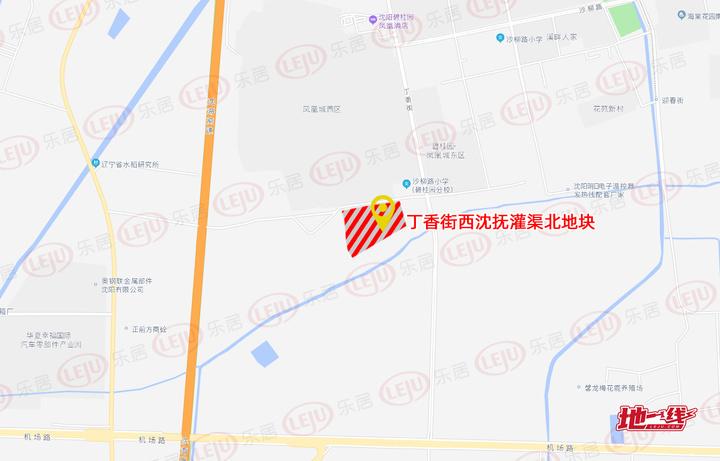 土拍快讯|楼面价4200元/㎡!保利7.05亿夺苏家屯丁香街西沈抚灌渠