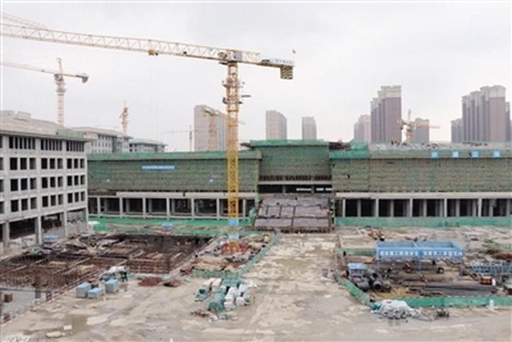 中央民族大学附属中学呼和浩特分校最新建设进展