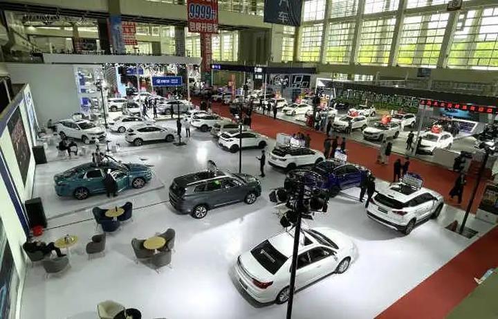 第十三届宁夏房·车博览会开幕