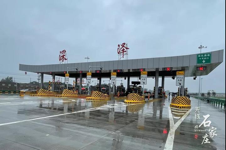 即将通车!津石高速石家庄段最新进展来了!