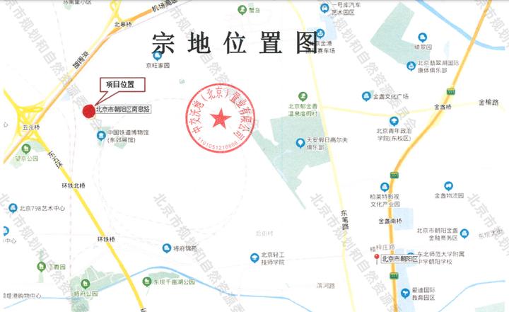 朝阳新挂崔各庄棚改30-L01-01不限价宅地 24.35亿起拍|土拍快讯