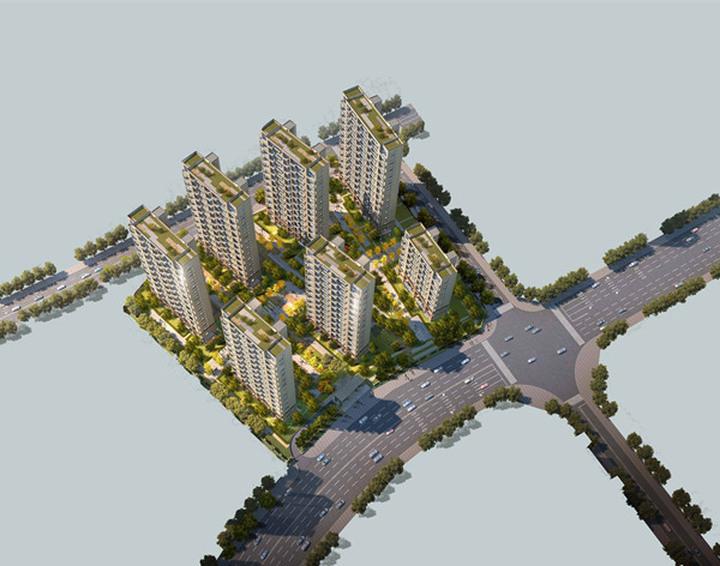 创佳金色峰景过规 安宁市中心新增7栋住宅