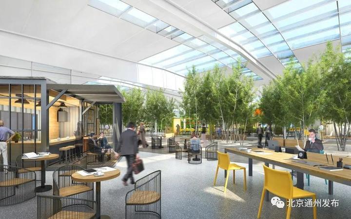 副中心将打造区域级商业中心!五大商业板块落地在这里