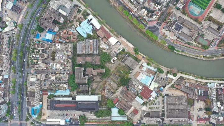 拿地10天!江门玻璃厂地块获备案!拟建9栋高层住宅、1栋幼儿园