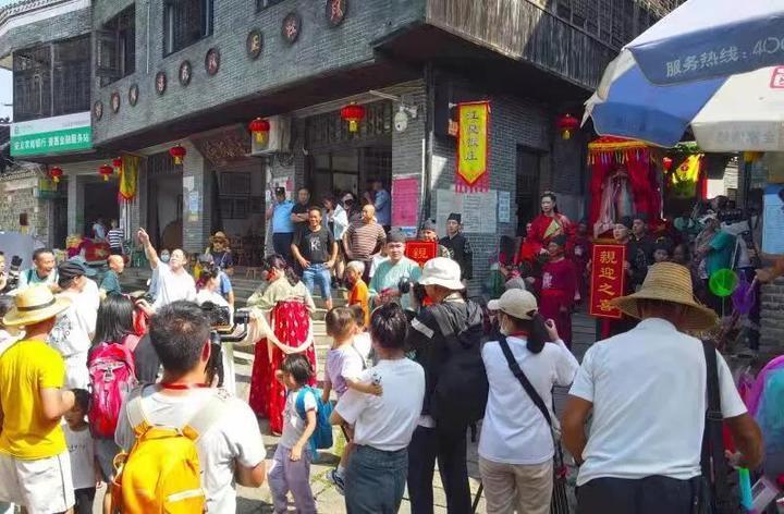 人流如潮!快看这个国庆假期南昌有多火爆!