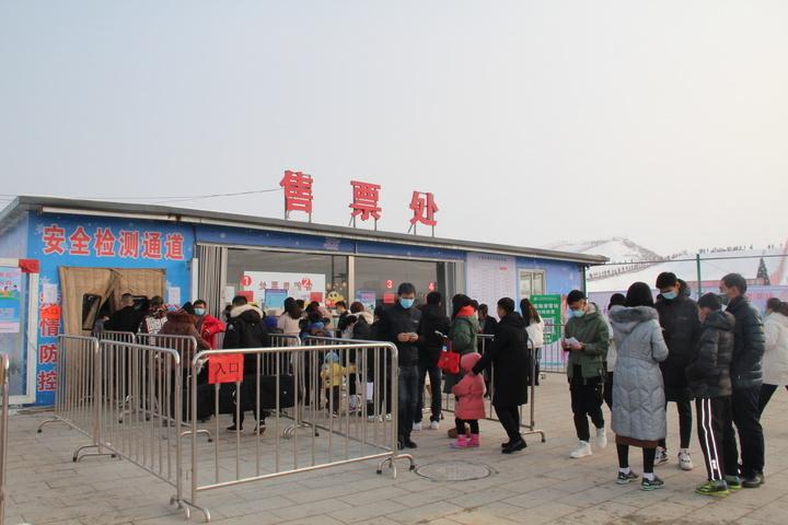 清明假期银川市金凤区累计接待游客3.2万人