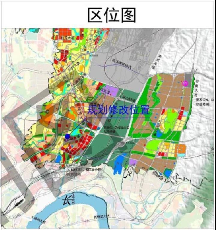快讯:人和组团B14-1地块调规 建筑密度由35%调整为45%