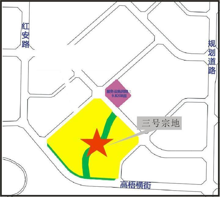 9240元/㎡+自持11%,人居竞得温江99.95亩住商用地