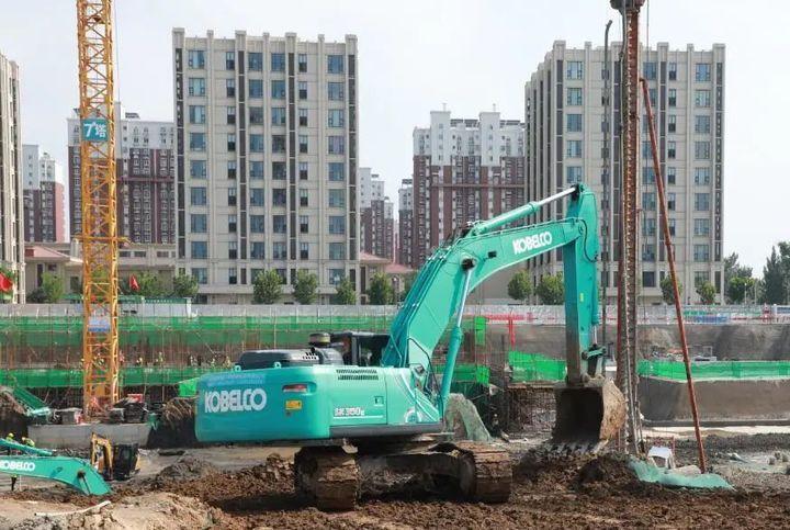 顺义这处回迁安置房项目有序推进,预计2023年底竣工!
