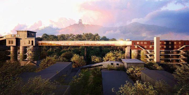 辐射人口超300000+!一座崭新的杭钢旧址公园正在酝酿!
