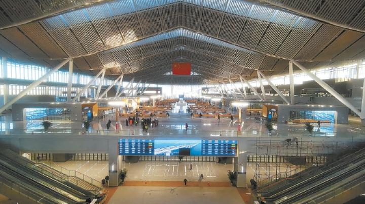 京哈高铁北京至承德段即将开通 北京朝阳站等4座新站亮相