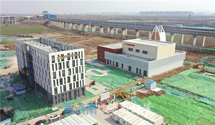 """追光 系统打造""""未来之城"""",起步区将如何发力基础设施建设?"""
