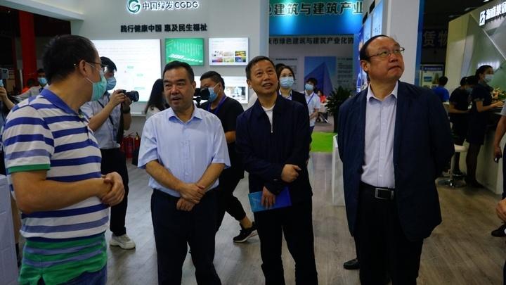 第七届重庆房地产博览会开幕