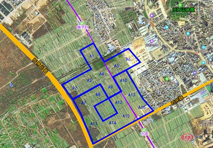 卓越斗南项目规划公示 滇池边、地铁旁新增多栋住宅