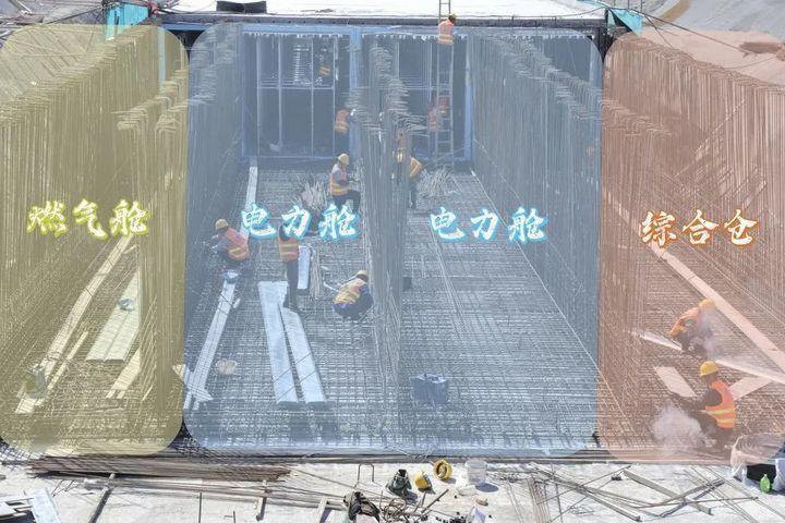钱江世纪城21.5公里地下综合管廊今年底全面建成