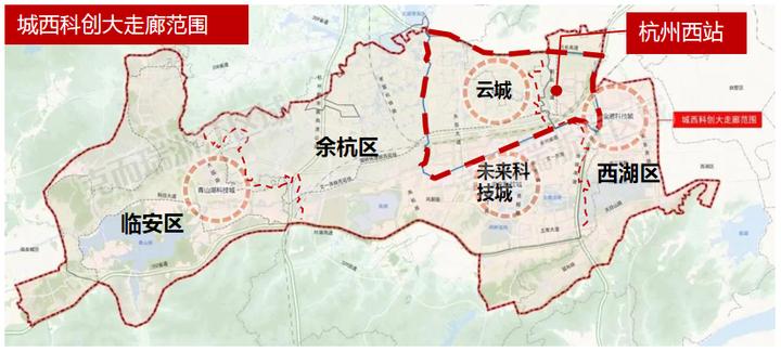 杭州新十区落定开启新一轮板块轮动,谁是下一个增长极?