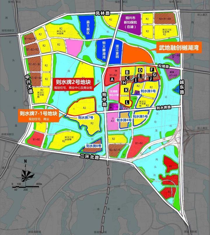 48.7万㎡!商业中心+滨河商业街+洋房+高层,则水牌综合体大盘亮相