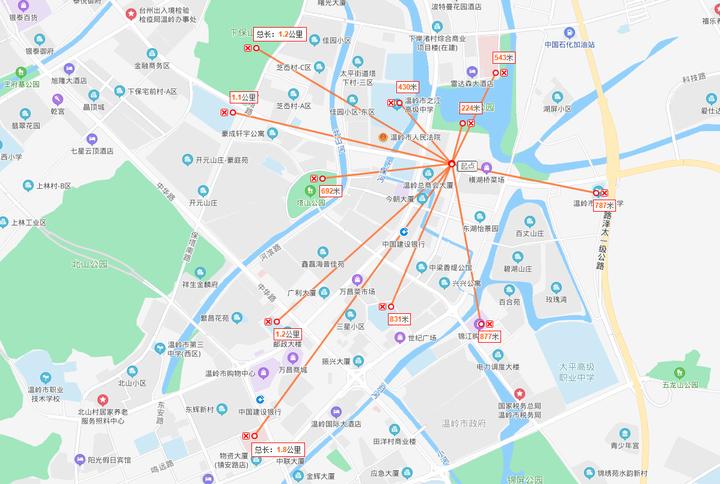 中梁以9300万元竞得温岭城东街道横湖桥村商住地块