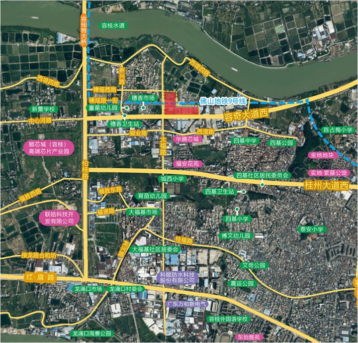 顺德持续发力!容桂2021年拟推多达10宗商住地 涉地超35万方