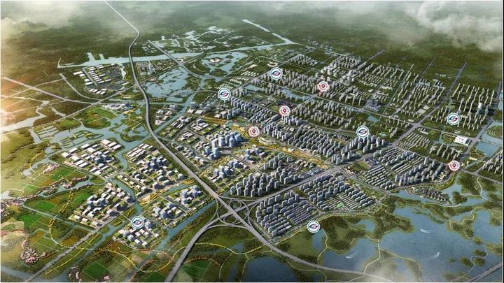 """《【杏耀注册地址】""""双百""""行动   黄桥""""未来城""""来了》"""