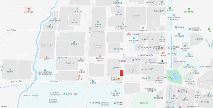 4760万元成交!中垭竞得椒江区学院路西侧、市府大道以北办公地块