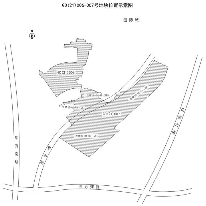 土拍快讯 中铁建斥资39.92亿!再拿南明区兰草坝27万方地!