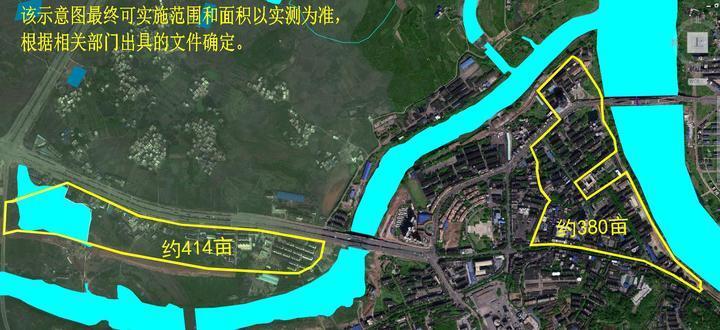 合计约792亩!邕宁区旧改项目公开招标