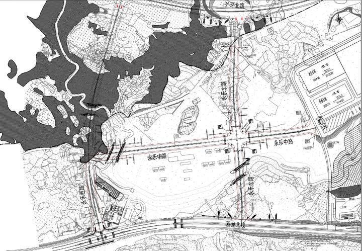 投资逾4亿,全长约3千米,双龙经济区永乐路建设有新进展