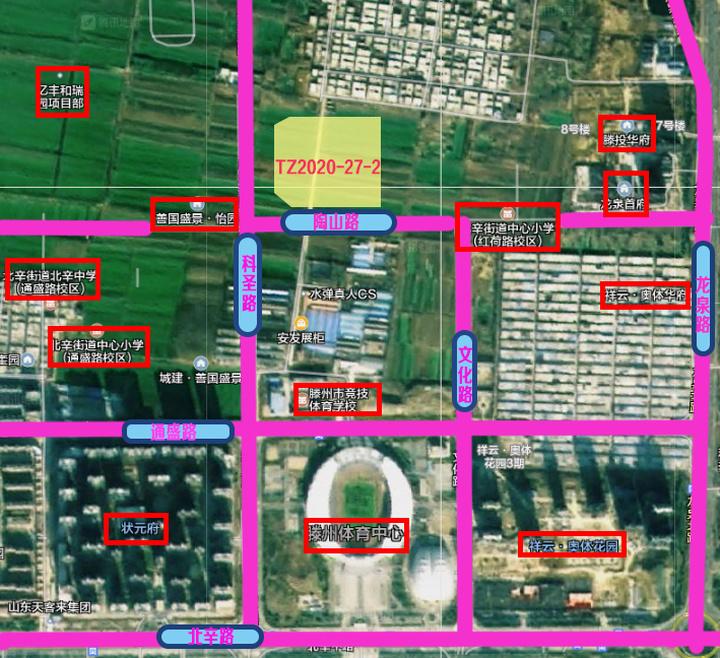 月度总结|2021年4月枣庄土拍数据汇总