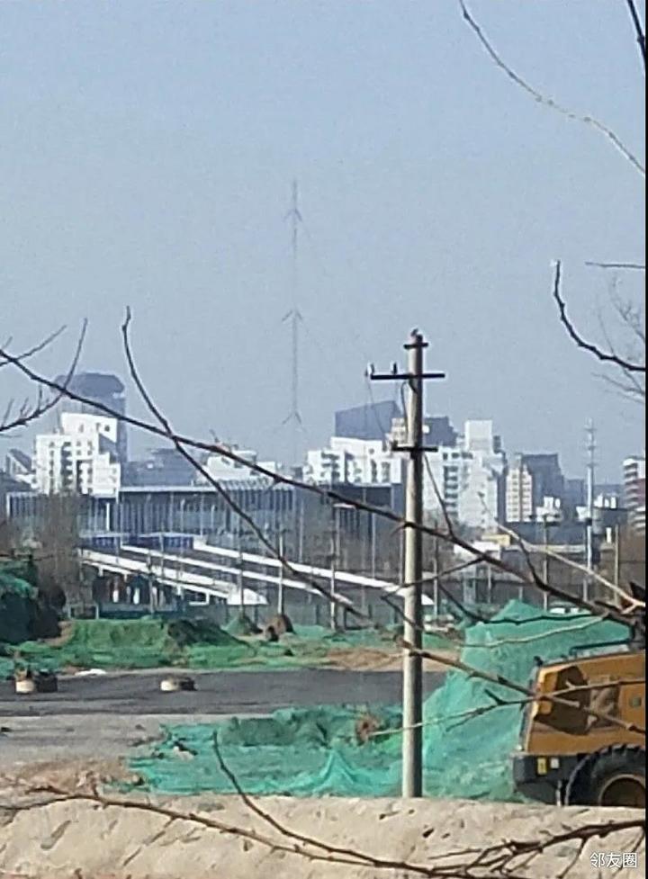 东坝南二街西延东四环道路工程最新建设进度