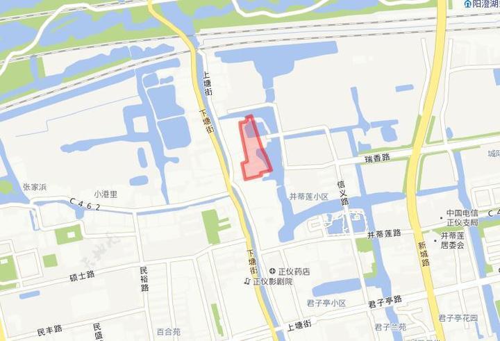 快讯:昆山巴城镇下塘街西侧商业地块挂牌出让