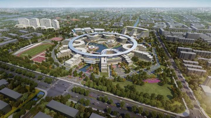 快讯:苏州这所新大学快建成了!预计明年9月正式投用