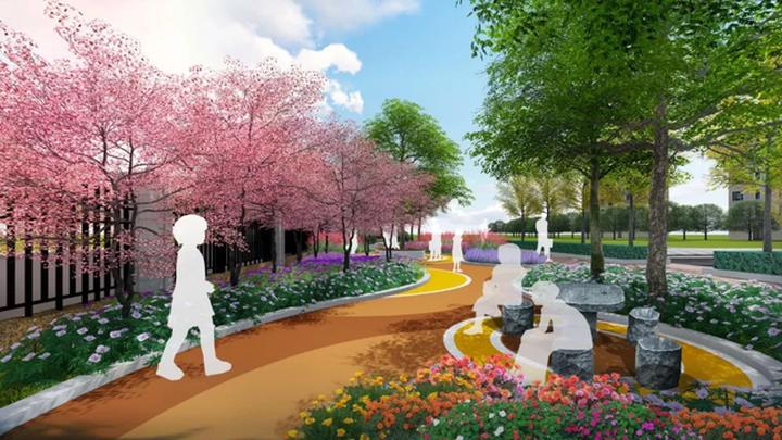 """定了!今年丰台这些公园改造提升,打造家门口的""""绿色休闲港湾"""""""