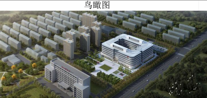 沈河中国航发沈阳发动机研究所设计仿真大楼项目规划公示中