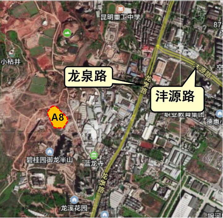 盘龙小学新校区落地碧桂园御龙半山 预计2021年建成