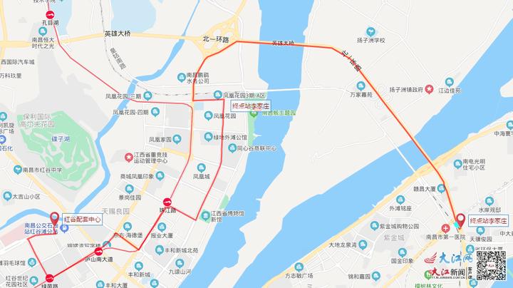 2月7日起 南昌将新辟并调整多条公交线路